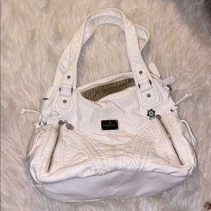 White Angel Kiss Shoulder bag